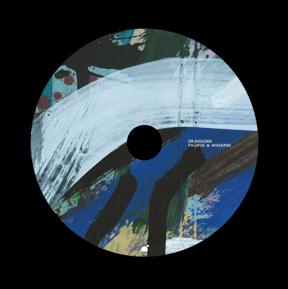 "NOOK label artwork                                           Dr.Nojoke techno 12""                                           vinyl"